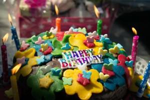 Birthday Cake Basics
