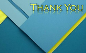 Birthday Gift Thank You Note Template