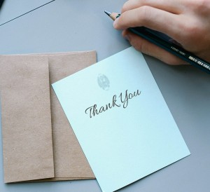How to Write A Birthday Gift Thank You Note